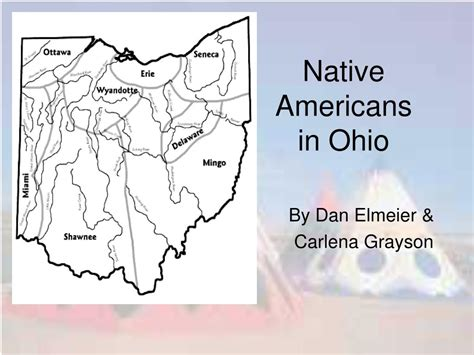 Ppt Native Americans In Ohio Powerpoint Presentation
