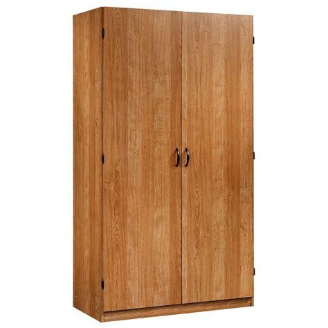 sauder beginnings storage cabinet sauder beginnings collection particle board wardrobe