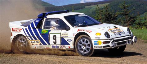 1986 Ford RS200 Evolution | Ford | SuperCars.net