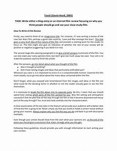 Essay About A Movie Dissertation Topics In Hrm Writing An Essay  Essay About A Movie Romeo And Juliet Fate Business Management Essays also Essay On My Family In English  Critical Thinking Writer