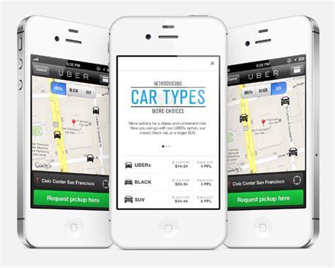 Uberx Launches Fleet Of Hybrid Cars As