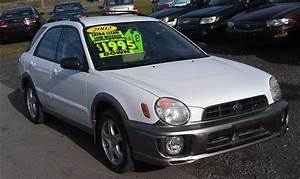 2002 Wrx Wagon Lights 2002 Subaru Impreza Outback Sport Wagon For Sale In