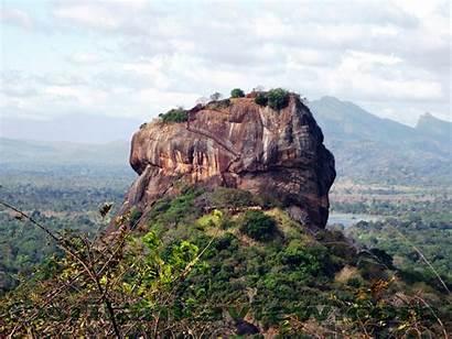 Lanka Sigiriya Sri History Wallpapers Tourism Rock