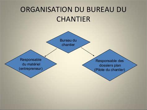organisation bureau d ude organisation des chantiers 03