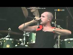 Neon Trees 1983 at Pentaport in South Korea ch KBS