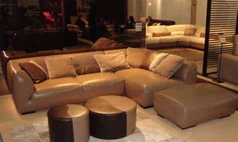 canapé d angle cuir marron mon intérieur et mon canapé canapé