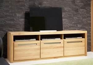 Tv Board Buche Massiv : tv board zino kern buche massiv lamellen ~ Bigdaddyawards.com Haus und Dekorationen