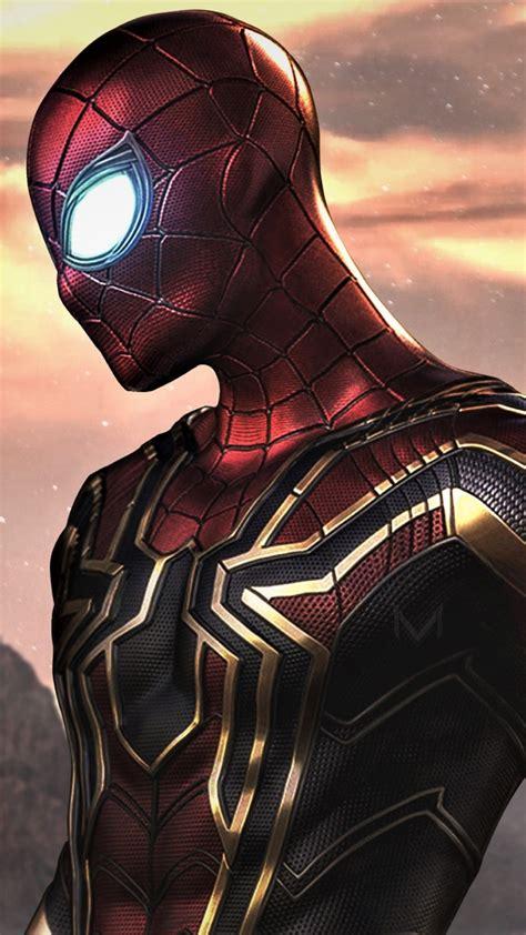 wallpaper spider man   home