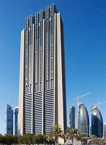 The, Index, Tower, Dubai, Foster, Partners, Uae