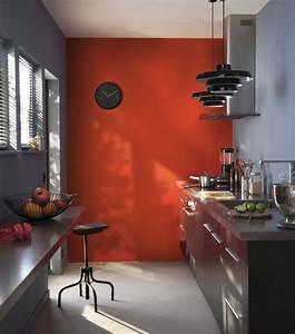 peinture cuisine 12 couleurs tendance pour repeindre With couleur tendance deco salon 3 deco 90 couleurs pour tout repeindre cate maison