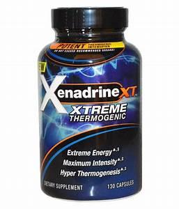 Xenadrine Thermogenic 130 No S Unfalvoured Fat Burner Capsule  Buy Xenadrine Thermogenic 130 No