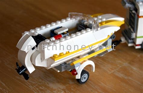 Lego Boat Trailer by Pin Legos And It Is Drivable This Lego F1 Car A 11 Scale