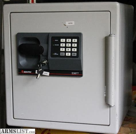 Sentry Floor Safe by Armslist For Sale Sentry Safe Modle S3877 Gun Safe