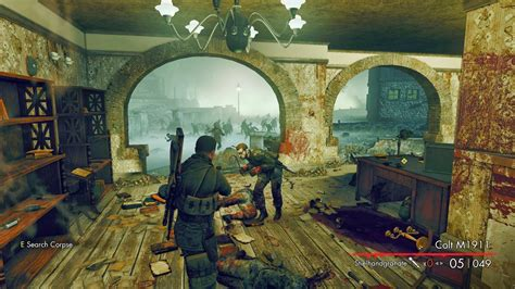 Sniper Elite Nazi Zombie Army Full Pc Game Free