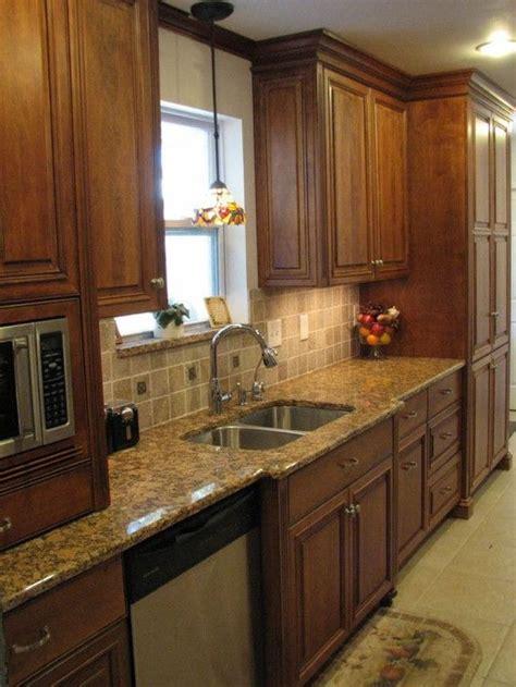 Beautiful Galley Kitchen Remodel Design 17 Best Ideas