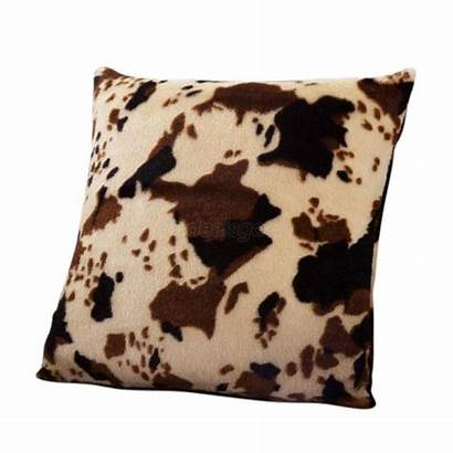 Leopard Pillow Animal Sofa Throw Zebra Cushion