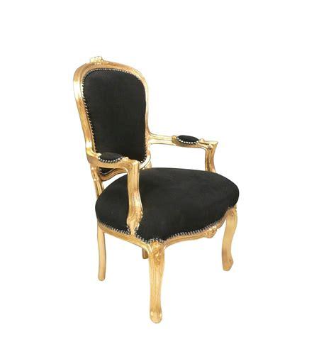 sessel barock stil barock sessel stil louis xv schwarz und gold