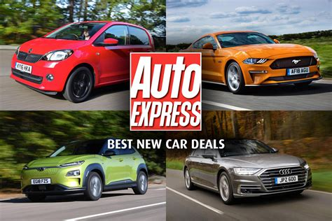 Best New Car Rebates by Best New Car Deals 2019 Best Pcp Finance Deals Auto