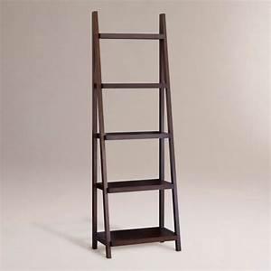 Charles Slanted Shelves - Contemporary - Display And Wall