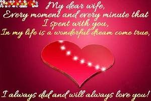 I love you messages for my wife - Love Sms | En...
