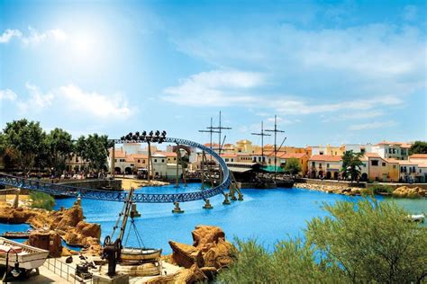 portaventura hotels vakantiegids