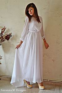 70s wedding dress long vintage wedding gown by With 70s wedding dress