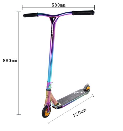 Pro Scooter Decks Cheap by Neo Chrome 360 Stunt Scooter For Cheap Madd Gear Pro