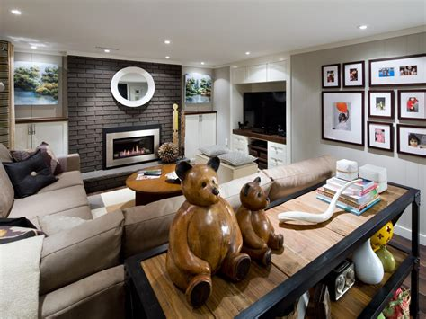 family room layout 13 amazing basement design ideas decorating and design Basement