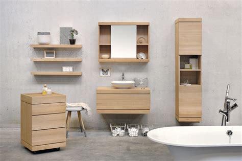 oak dressing unit on castors portable storage units from