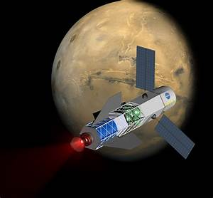 NASA-funded fusion rocket could shoot humans to Mars in 30 ...