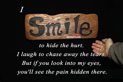 Pain Behind My Eyes Quotes