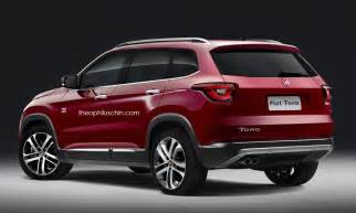 jeep compass third row seat the fiat toro suv a k a freemont gets the green light