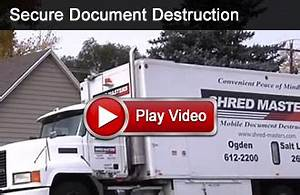 paper shredding by shred masters creates secure peace of mind With document shredding boise id