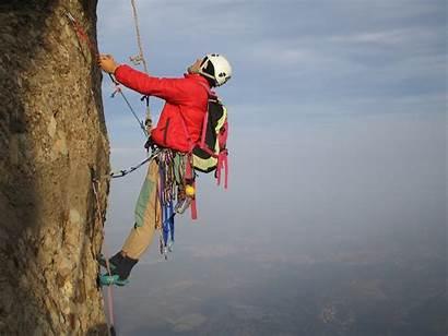 Climbing Mountain Climbers Rock Clothing Climb Routes
