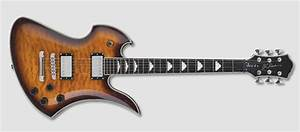 Bc Rich Mockingbird Special X Electric Guitar With