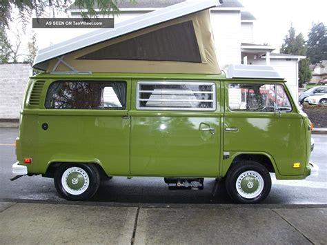 bmw volkswagen van bmw minivan westfalia autos post