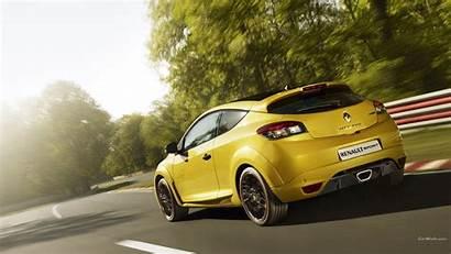 Yellow Renault Megane Cars Rs Wallpapers Renaultsport