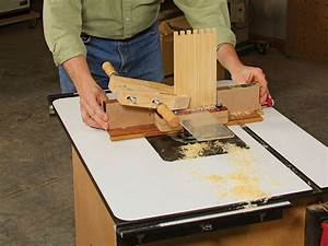 Box Joint Jig Review How to make box joints