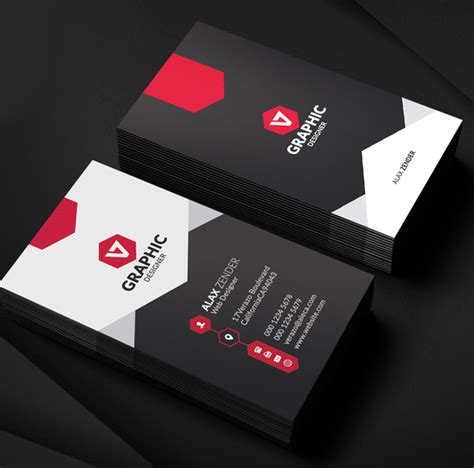 graphic design business cards free business card templates freebies graphic design