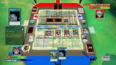 gi yu oh legacy duelist game games board card