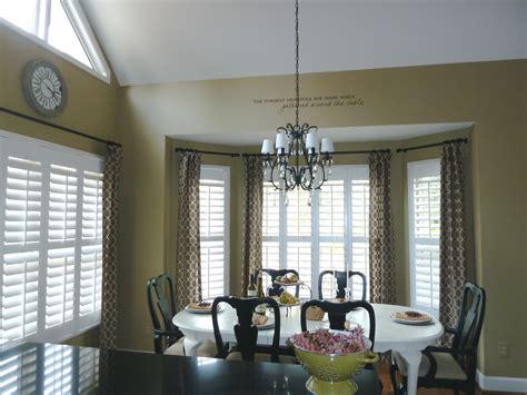 window treatments  plantation shutter