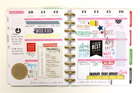 planners for college students the happy planner fall 2015 semester me my big ideas