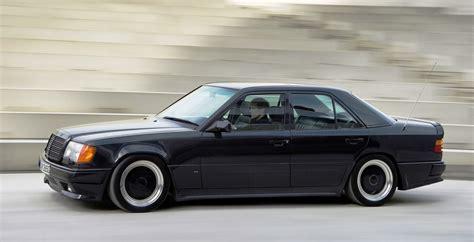 1989 Mercedesbenz 560sec 60 Amg Widebody Looks Ready For