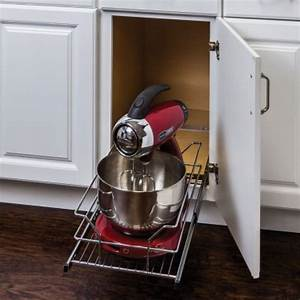 Tiroir Coulissant Cuisine : panier tiroir coulissant coulisse rangement cuisine armoire ~ Premium-room.com Idées de Décoration
