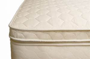 naturepedic essentials 3quot pillowtop gimme the good stuff With essential mattress pad