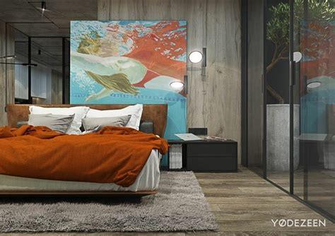 plante dans chambre à coucher plantes vertes deux appartements d 39 ambiance vitale et