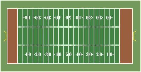 football field clipart quot american football field quot drawing prints and posters