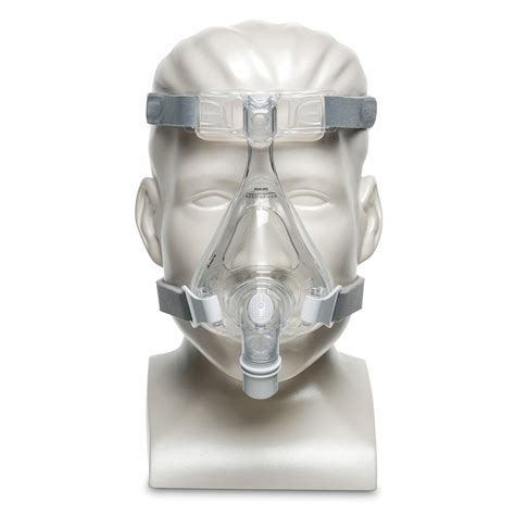 full face mask amara cpap mask with headgear by philips respironics cpap store dfw
