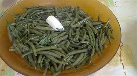 comment cuire haricots verts en boite