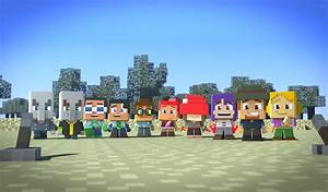 Watch The Minecraft Miniseries Trailer Minecraft